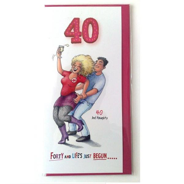 40 For HER - Funk Tart...