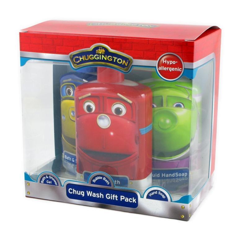 Chuggington Chug Wash For $11.13 Shipped - SheSaved® |Chuggington Train Wash