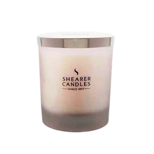 Fruit natural spa glass jar gift box shearer scented for Spa smelling candles
