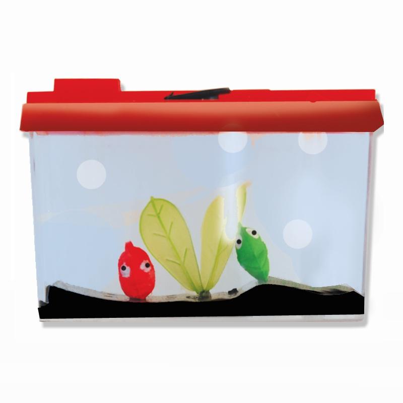 pet fish kit - magic aquarium grow your own pet fish growing kit in tank 2017