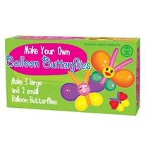 Make Your Own - BALLOON BUTTERFLIES - Arts & Crafts Kit