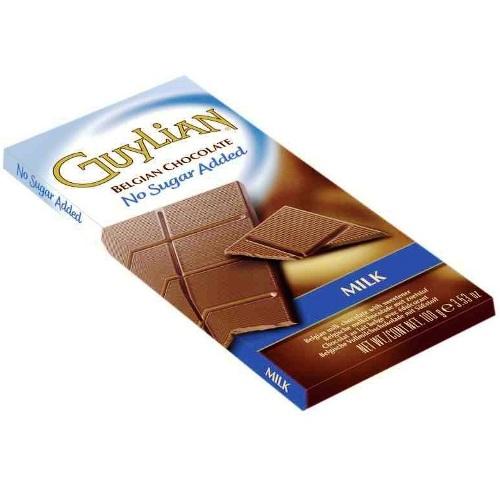 Guylian Chocolate Bar Nutritional Information