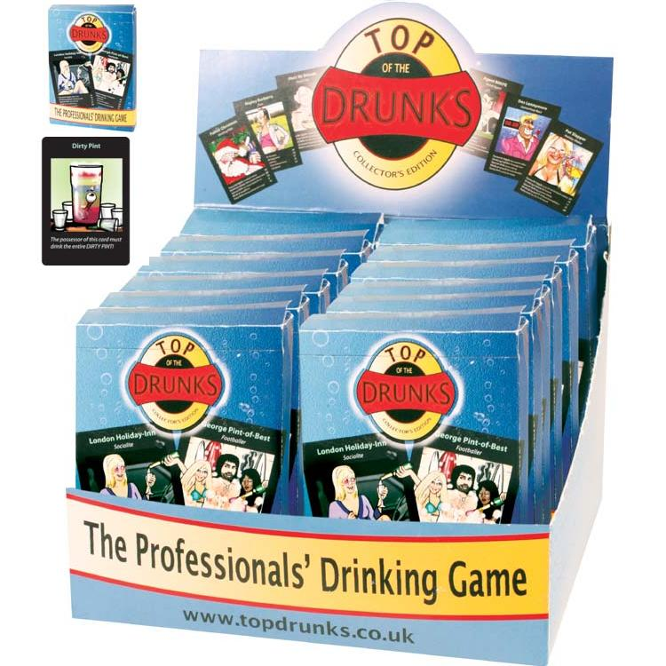 best drinking card games